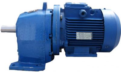 редуктор 4МЦ2С100 цилиндрический мотор-редуктор